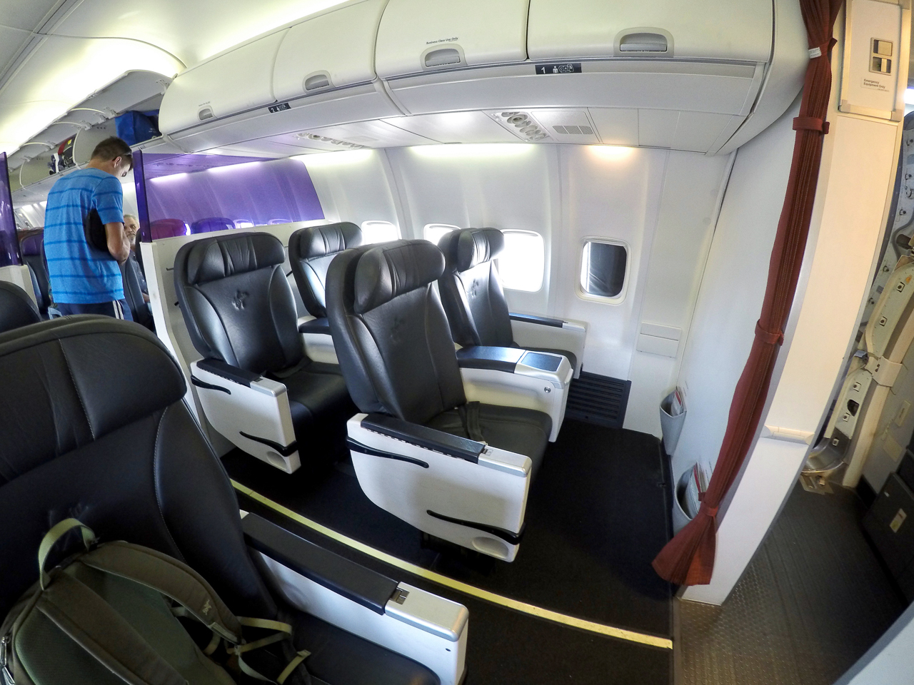 Vrigin Australia Business Class