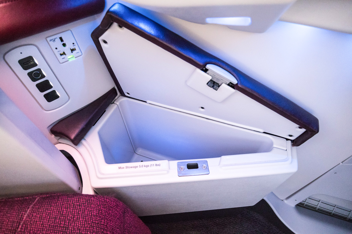 Qatar Airways A350 Business Class Overview | Point Hacks