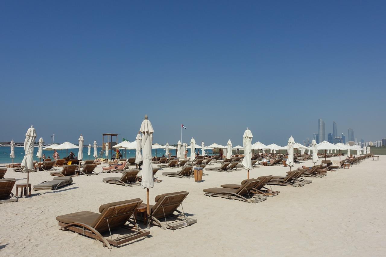 The St. Regis Abu Dhabi Beach | Point Hacks