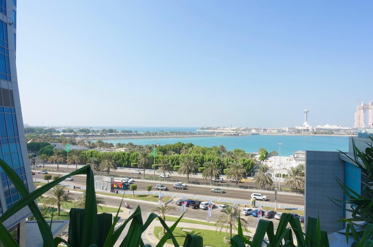 The St. Regis Abu Dhabi Pool | Point Hacks