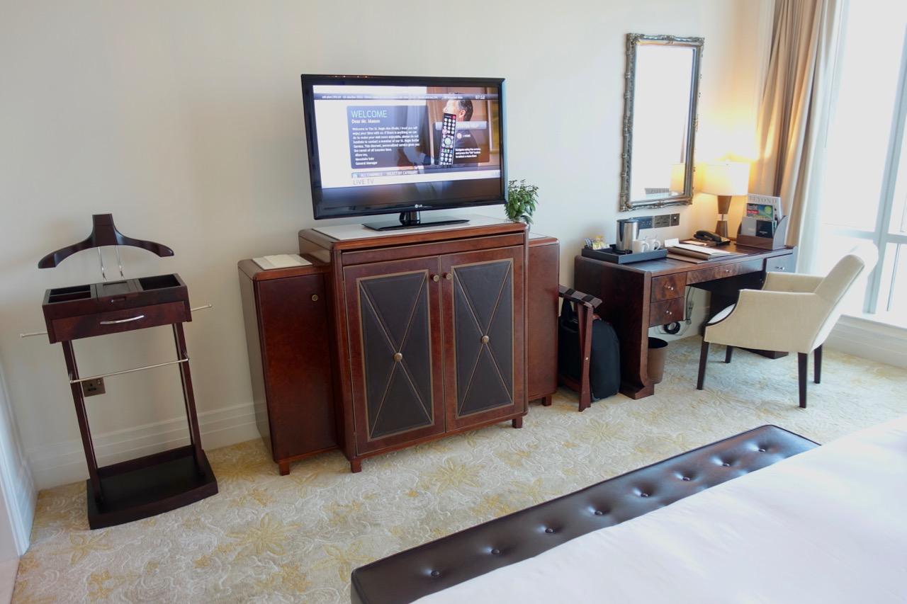 The St. Regis Abu Dhabi Room | Point Hacks