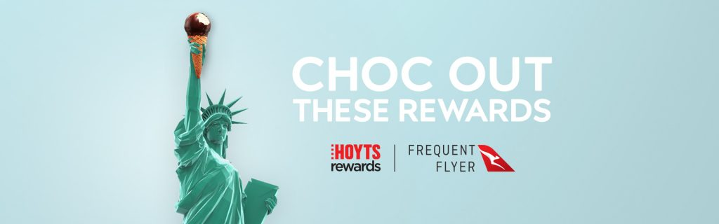 Qantas Hoyts Rewards