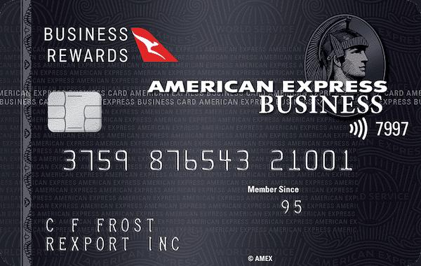 American Express Qantas Business Rewards Card | Point Hacks