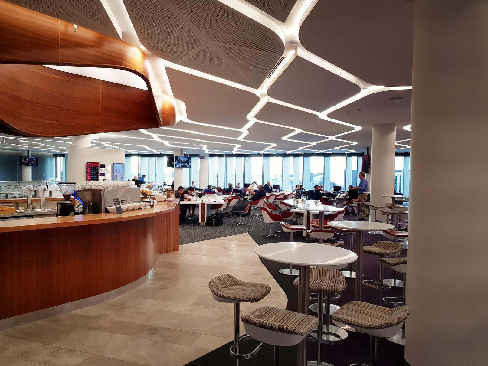 Virgin Australia Perth Lounge overview | Point Hacks