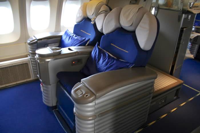 Lufthansa First Class (late 1990s),
