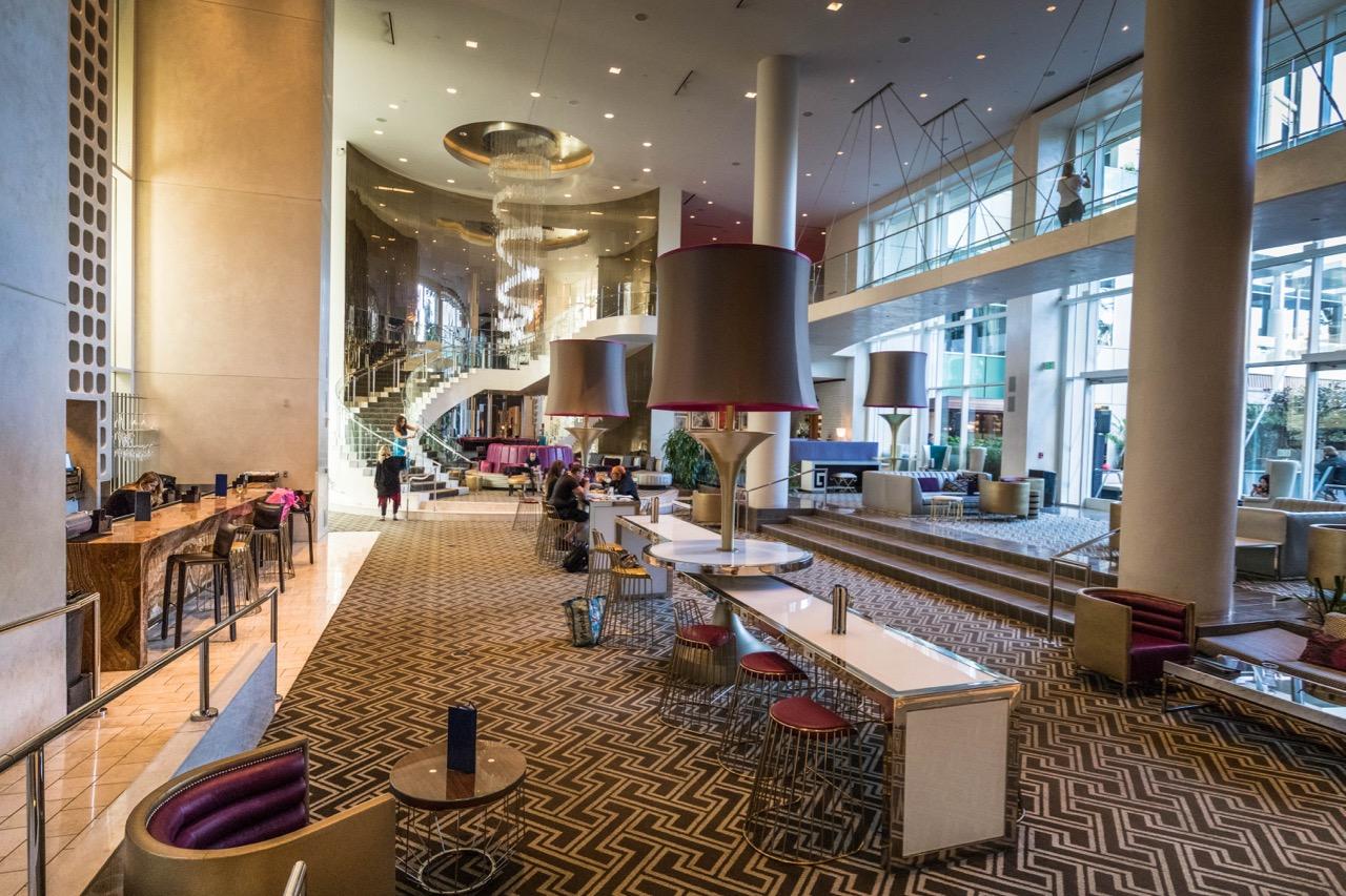 W Hotel Hollywood - Station Hollywood bar