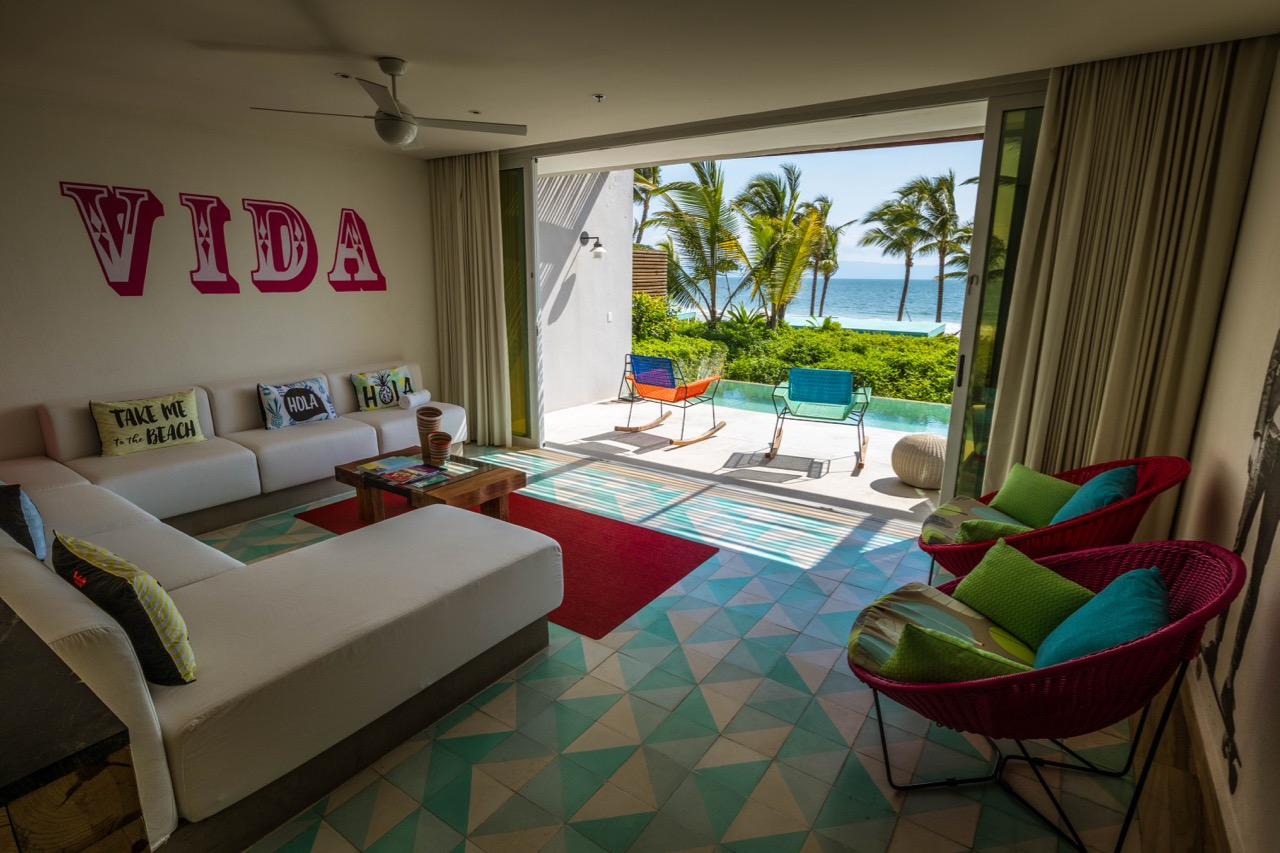 W Hotel Punta de Mita Ocean Front Haven | Point Hacks
