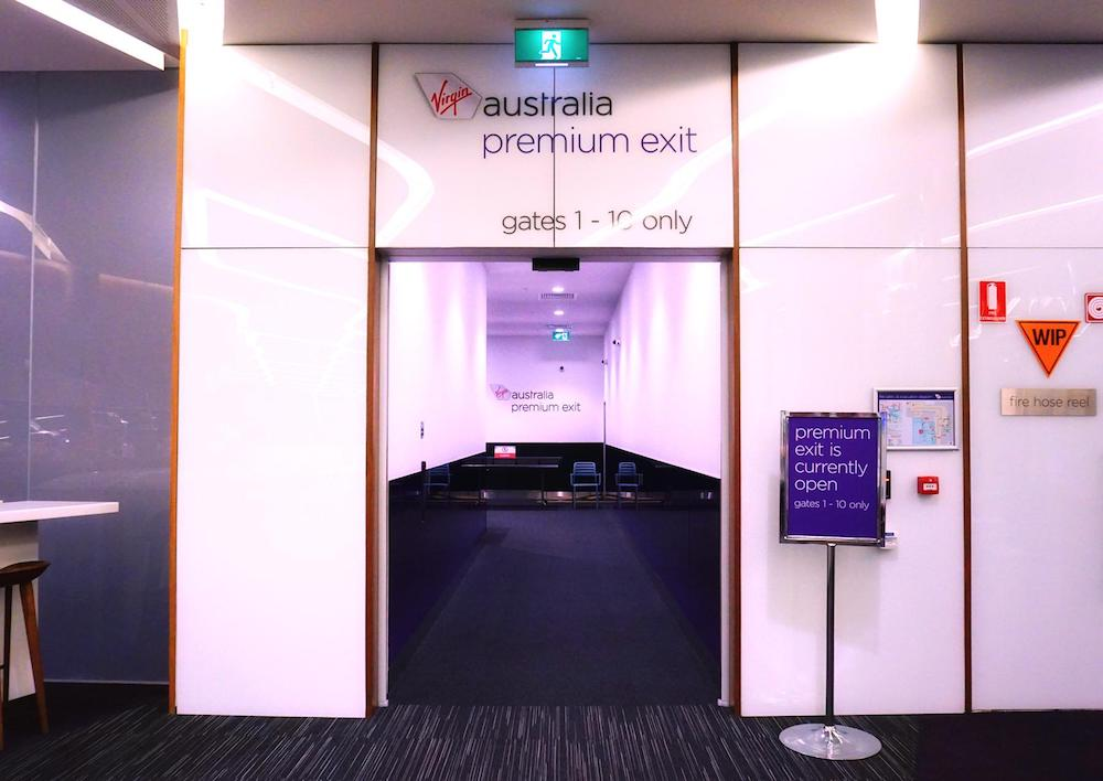 Virgin Australia Melbourne Lounge | Point Hacks