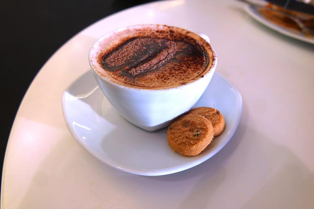 Virgin Australia Melbourne Lounge