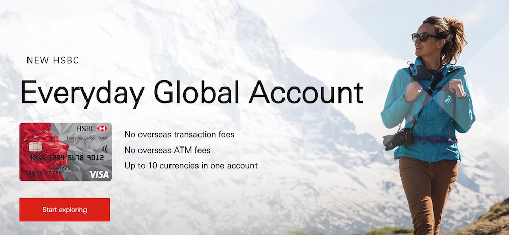 HSBC Global Account
