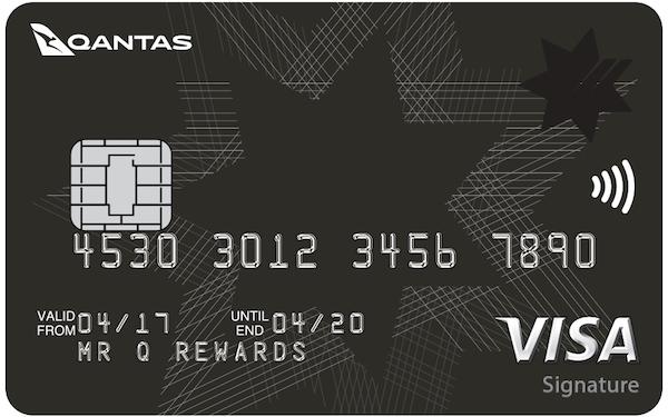 NAB Qantas Rewards Signature Card | Point Hacks