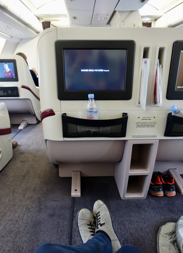 Qatar Airways A330-200 Business Class