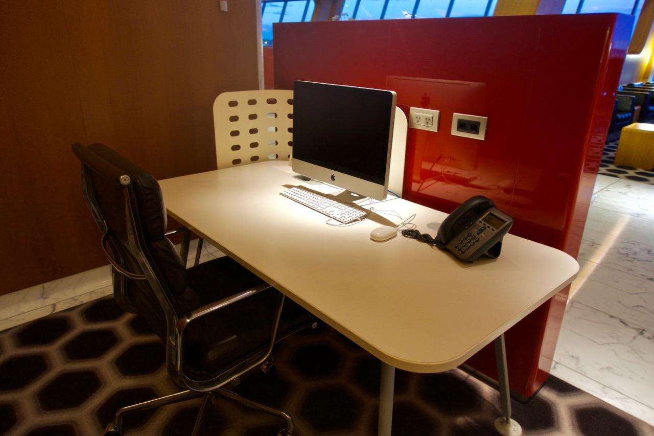 Qantas International First Class Lounge Sydney review   Point Hacks