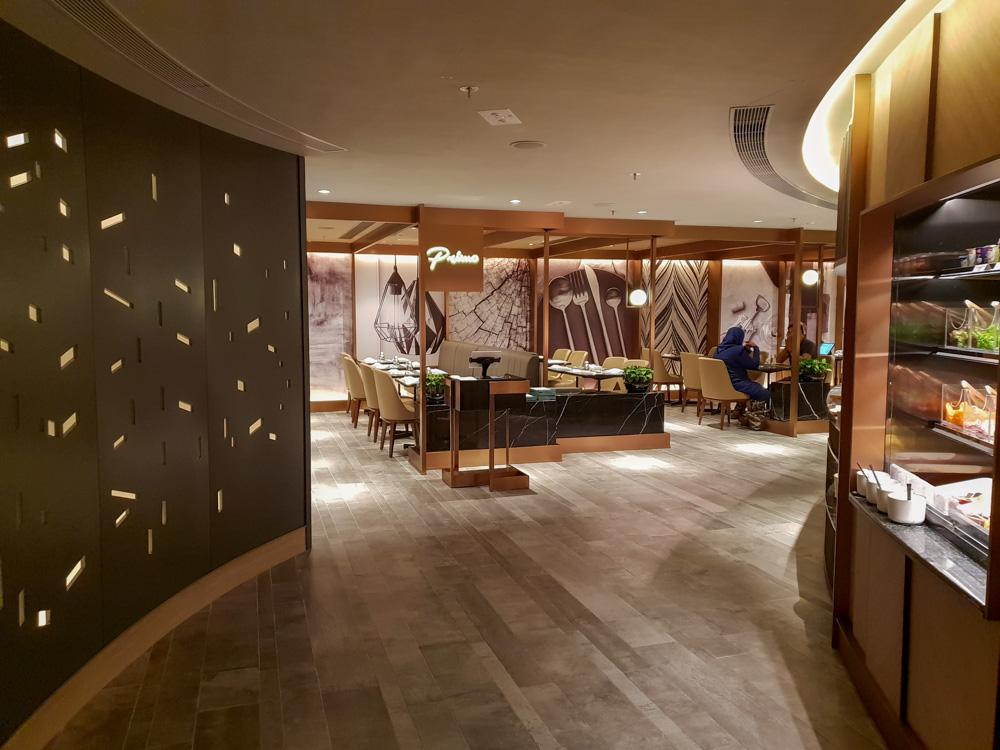 Plaza Premium First Lounge Hong Kong