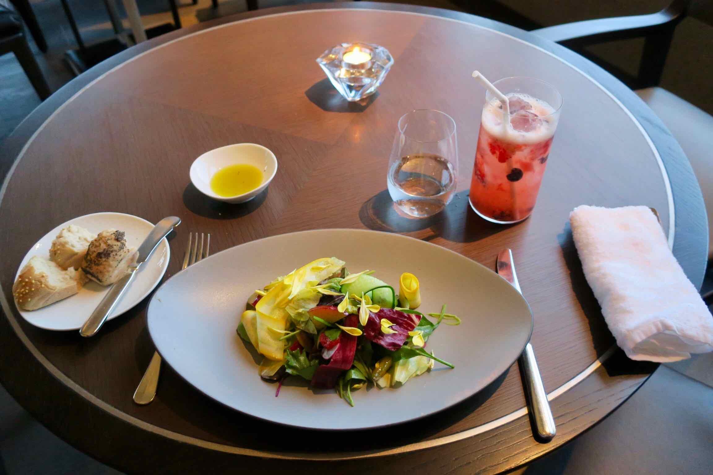 The Ritz-Carlton, Tokyo food