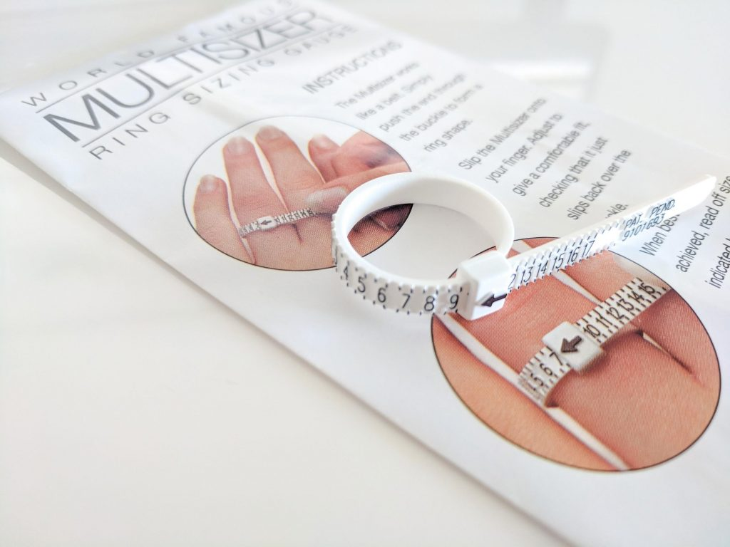 Ring-sizing kit