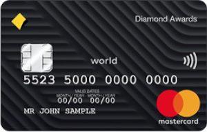 Diamond Awards Card
