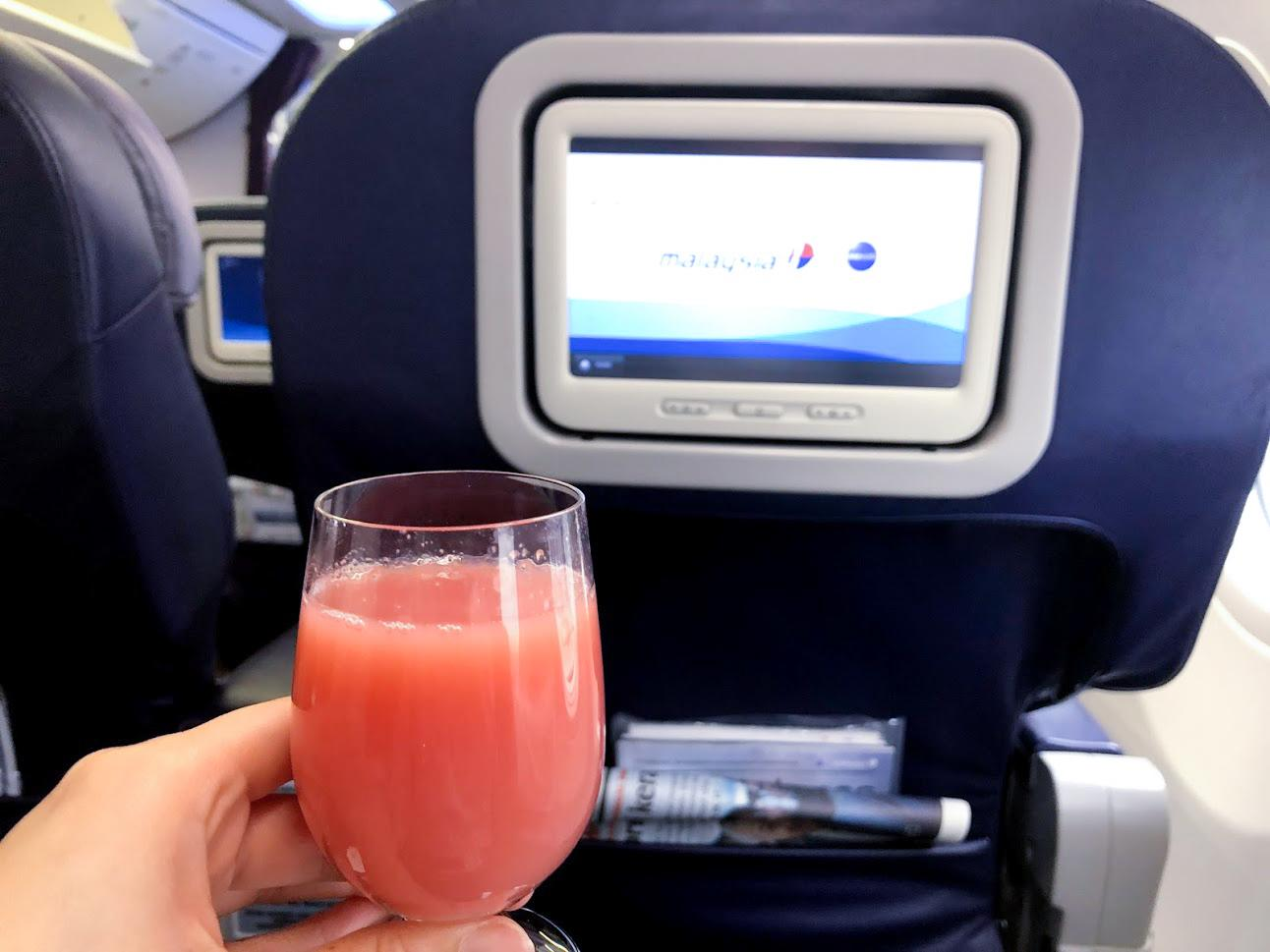 Malaysia Airlines 737 Business Class overview | Point Hacks