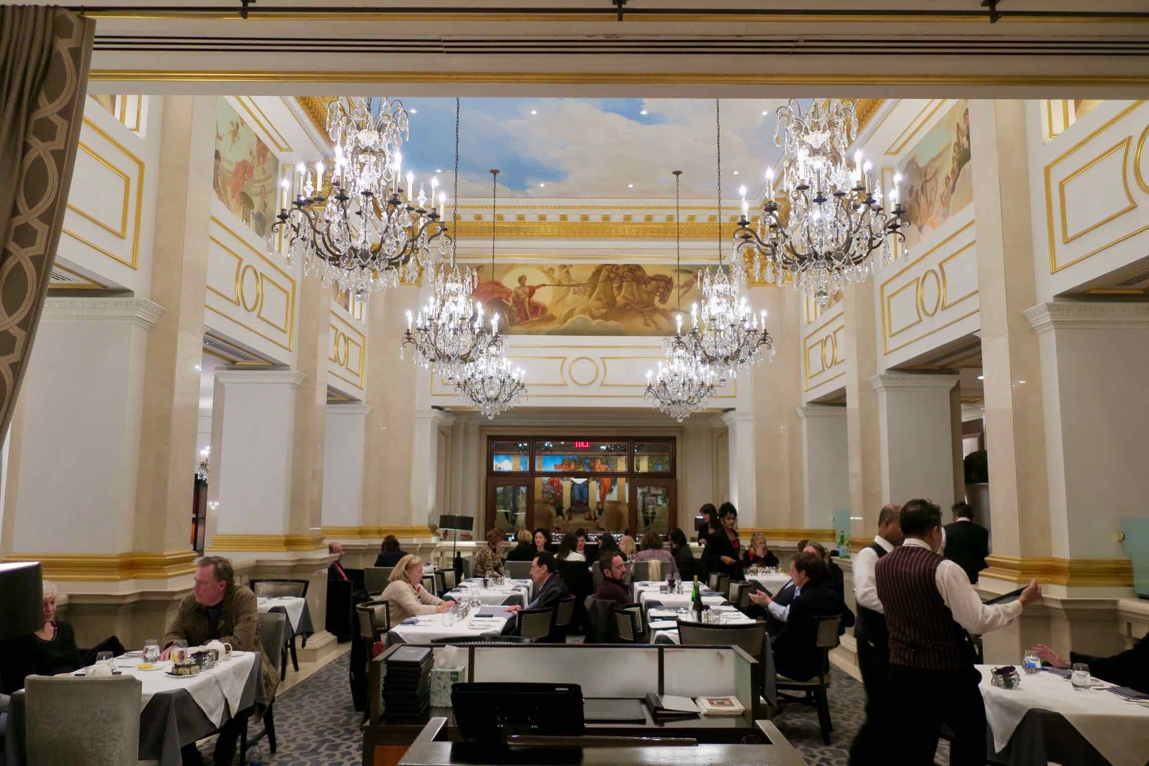 The St. Regis New York restaurant