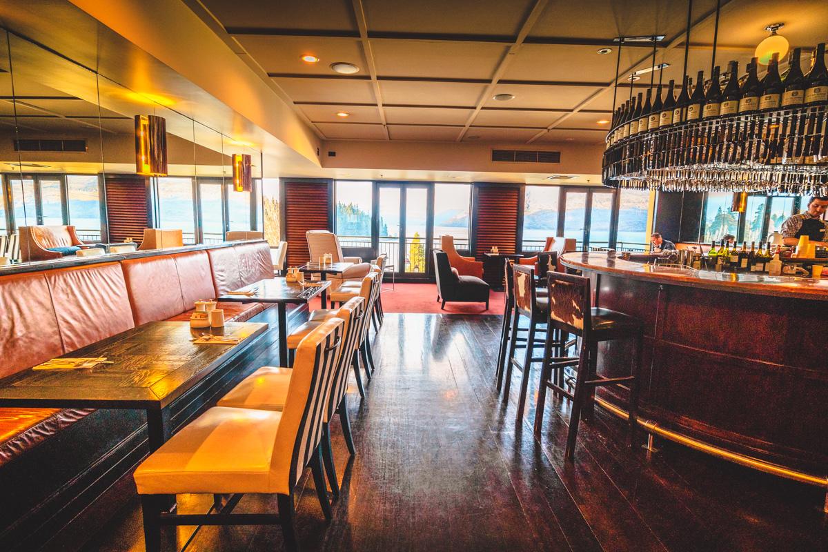 St. Moritz Queenstown Lombardi Bar