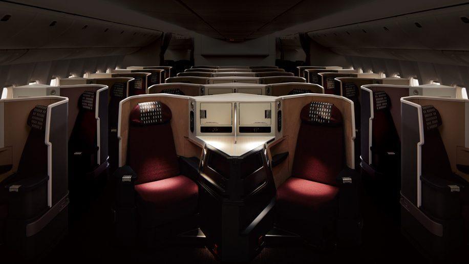 Japan Airlines new Sky Suite III