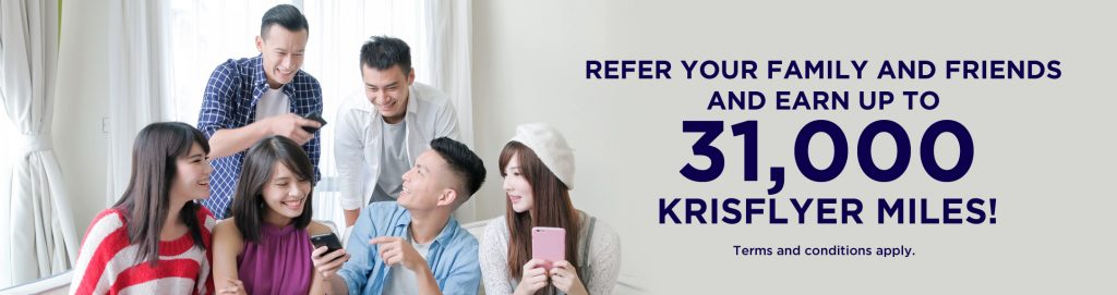 KrisFlyer join promo Feb 2020