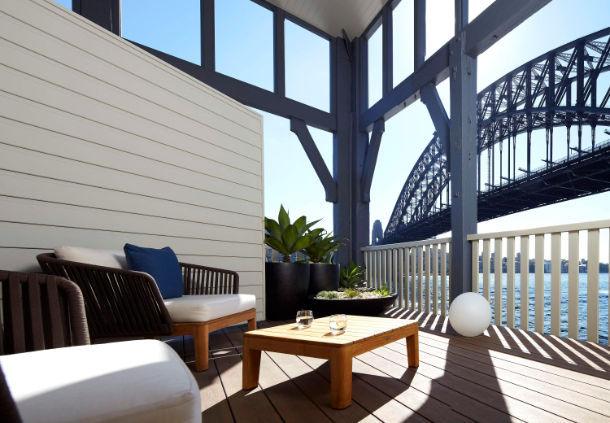 The Pier One Sydney