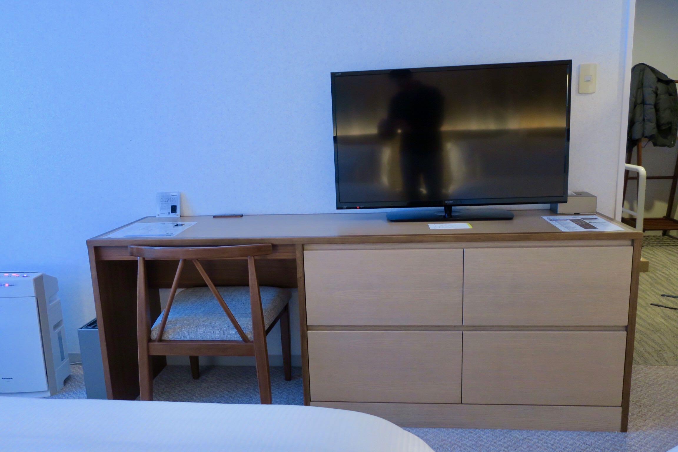 The Westin Rusutsu Resort Suite Room TV