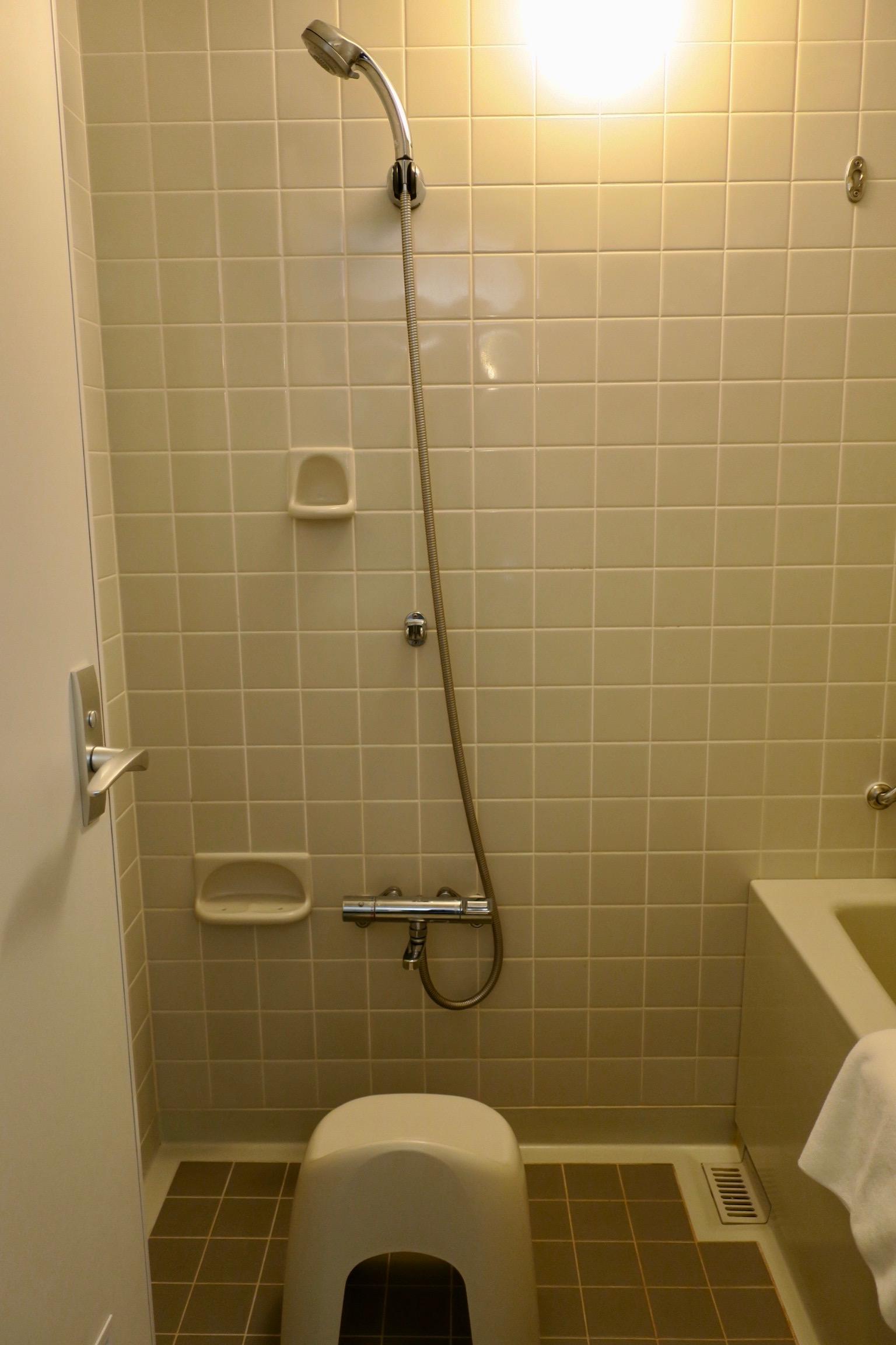 The Westin Rusutsu Resort Suite Room shower