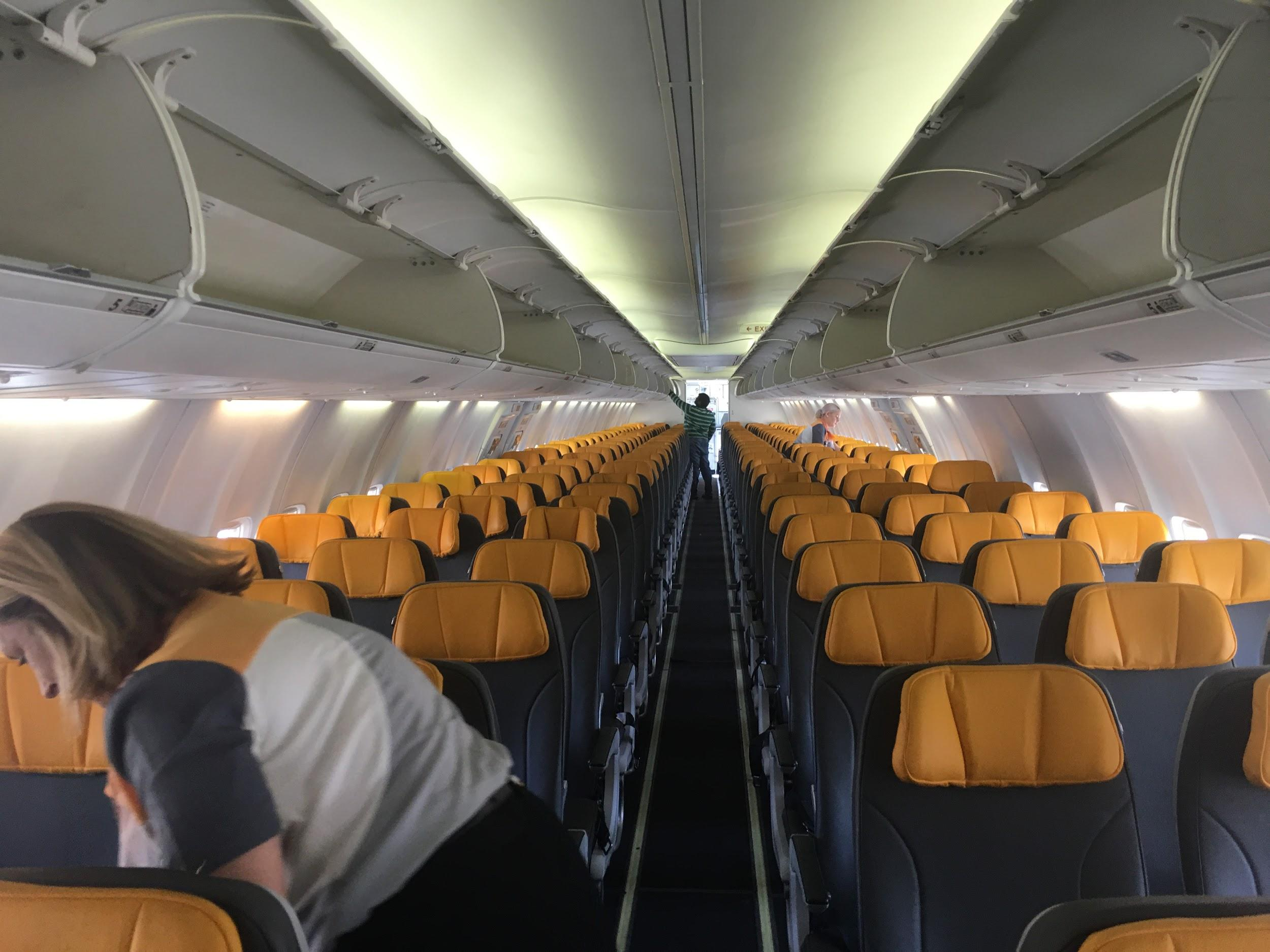 Tigerair Australia 737-800 Economy overview | Point Hacks