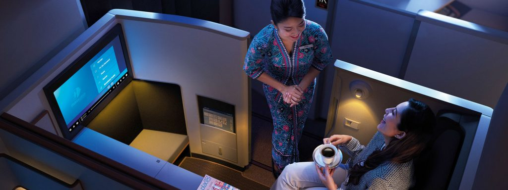 Malaysia Airlines A350 Business Class Suite | Point Hacks