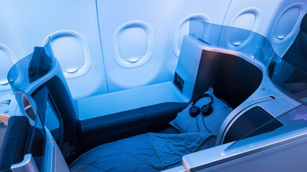 JetBlue Mint Class official image