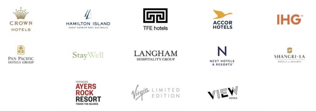 Velocity hotel partners