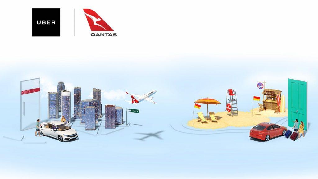 Qantas-Uber partnership