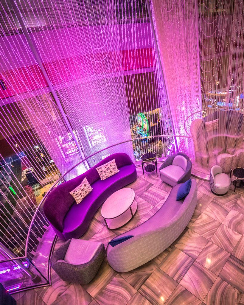 Cosmopolitan Las Vegas lobby