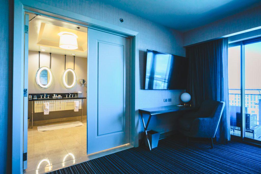 Cosmopolitan Las Vegas room