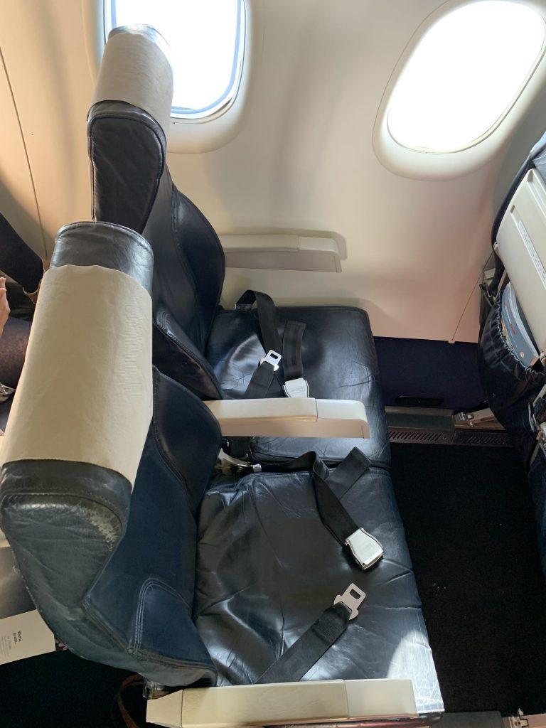 QantasLink Dash 8-Q400 seats