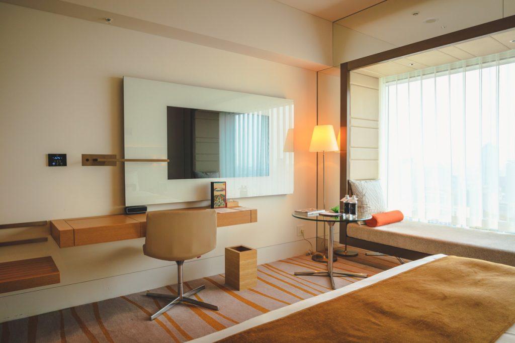 The Prince Gallery Kioicho Tokyo deluxe room