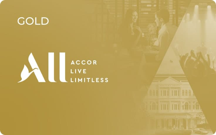 Accor Live Limitless Gold