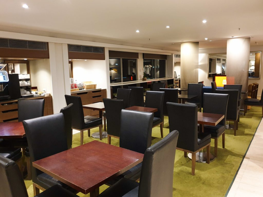 Melbourne Marriott Hotel Executive Lounge