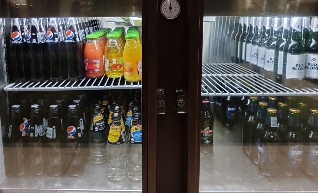 Melbourne Marriott Hotel Executive Lounge drinks