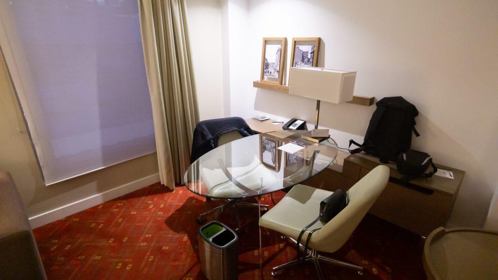 Melbourne Marriott Hotel King Suite