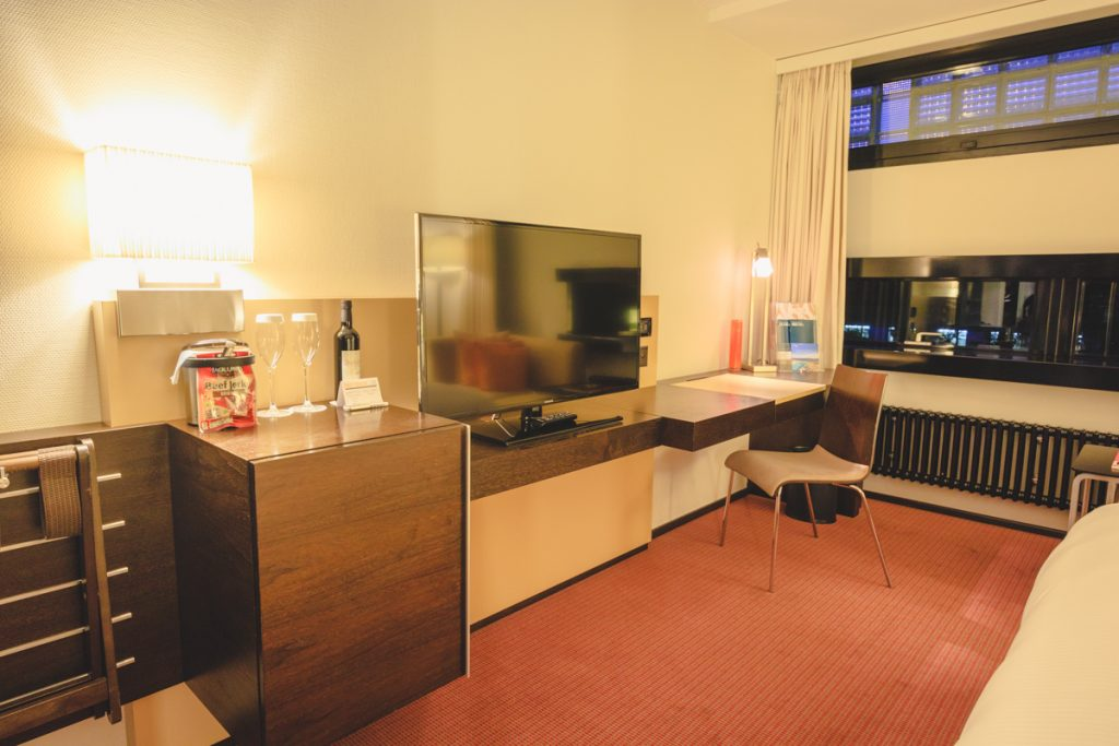 Four Points by Sheraton Sihlcity - Zurich Historic Urban Loft
