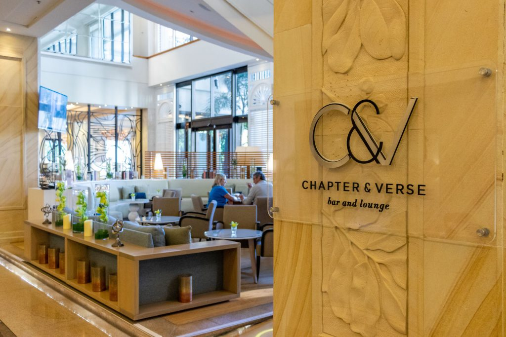 Surfers Paradise Marriott Resort and Spa Chapter and Verse Bar