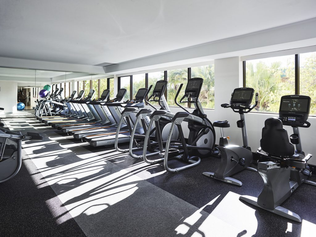 Surfers Paradise Marriott Resort and Spa gym