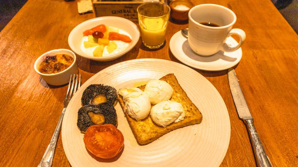 Sheraton Grand London Park Lane - food