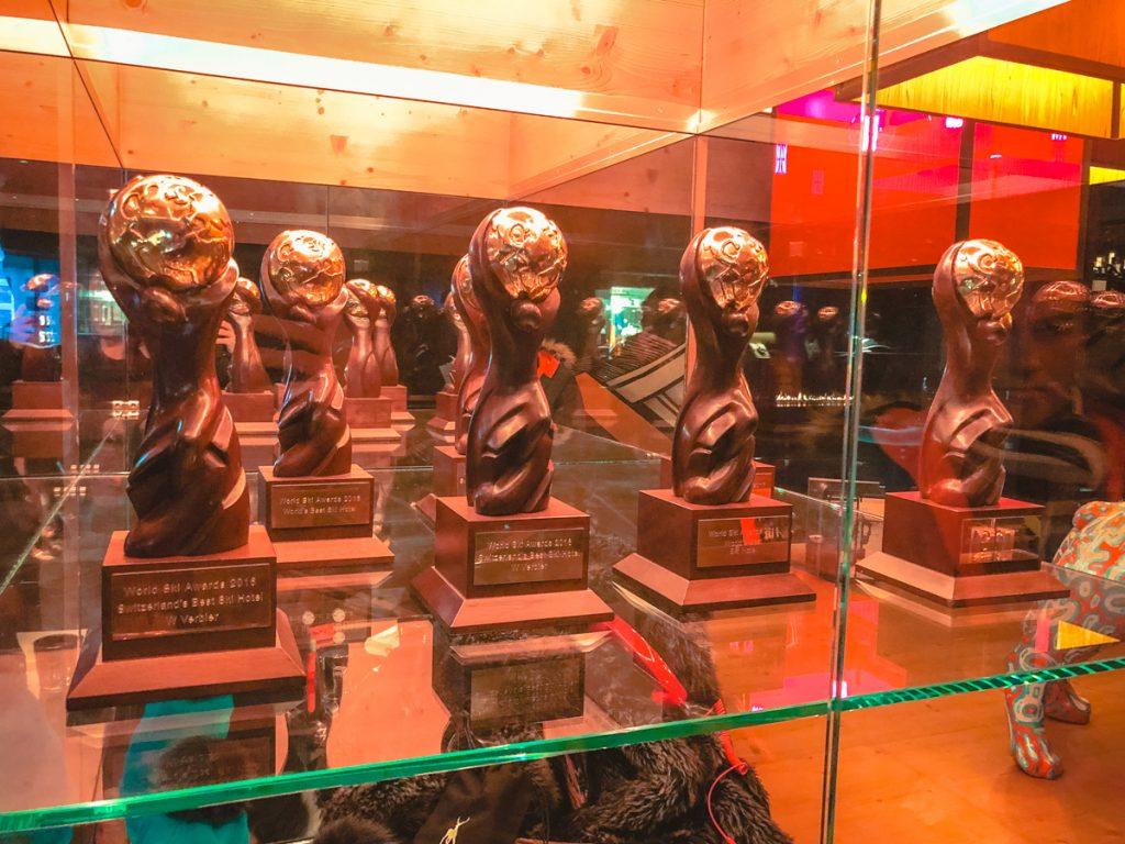 W hotel Verbier - World Ski Awards
