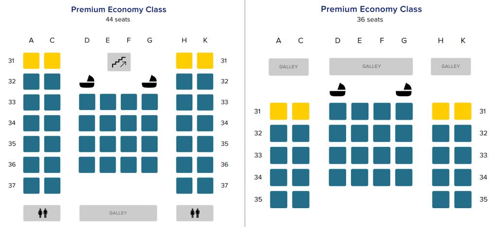 SQ A380 Premium Economy