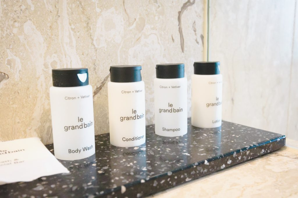 Sheraton Grand Port Douglas Premium Lagoon Edge toiletries