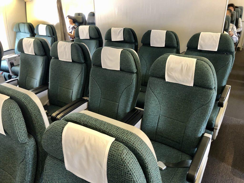 Cathay Pacific A350 Premium Economy Class